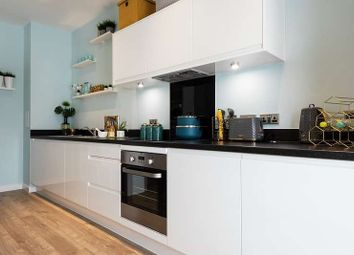 "Thumbnail 1 bed flat for sale in ""Plot 149"" at Honeypot Lane, London"
