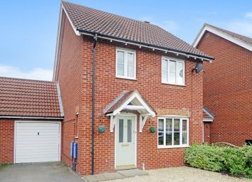 Thumbnail 3 bed link-detached house to rent in Cleveland Way, Westbury