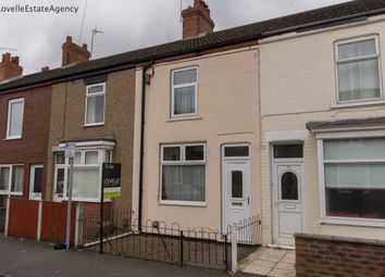 Thumbnail 2 bed terraced house to rent in Lindley Street, Scunthorpe