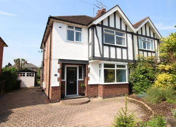 Thumbnail 3 bed semi-detached house for sale in Woodland Grove, Beeston, Nottingham