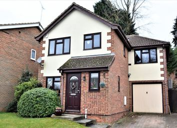 Thumbnail 3 bed detached house for sale in Lory Ridge, Bagshot, Surrey