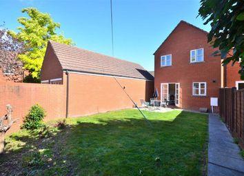 Thumbnail 3 bed semi-detached house for sale in Soren Larsen Way, Hempsted, Gloucester