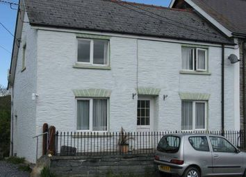Thumbnail 2 bed end terrace house to rent in Cnwce, Cilgerran, Cardigan