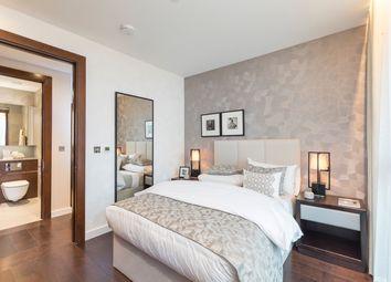 Thumbnail 1 bed flat for sale in Ponton Road, Nine Elms, London