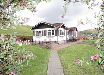 Thumbnail 2 bed detached bungalow for sale in The Caravan, Newmill On Teviot, Hawick