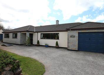 Thumbnail 3 bed detached bungalow for sale in Parc An Gorsaf, Camborne, Cornwall