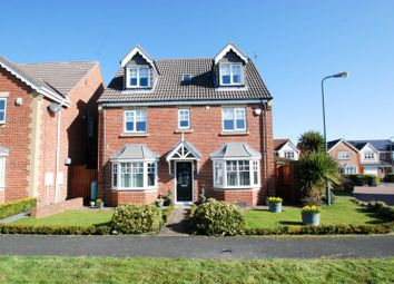 Thumbnail 6 bed detached house for sale in Callum Drive, South Shields
