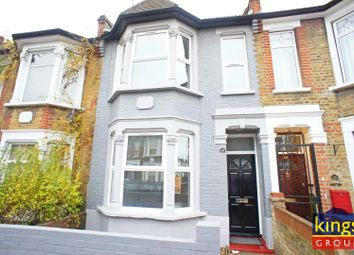Thumbnail 3 bedroom terraced house for sale in Winchester Road, London