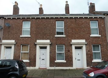 Thumbnail 2 bed terraced house to rent in Trafalgar Street, Denton Holme, Carlisle