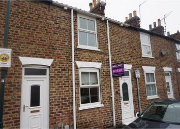 Thumbnail 2 bedroom terraced house for sale in Pasture Terrace, Beverley