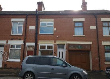 Thumbnail 2 bed terraced house for sale in Woodland Road, North Evington, Leicester