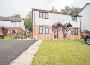 Thumbnail 2 bed semi-detached house for sale in Maes Crugiau, Rhydyfelin, Aberystwyth