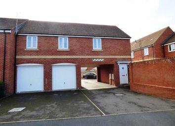 Thumbnail 1 bed terraced house to rent in Drydock Way, Hempsted, Gloucester