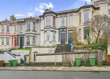 Thumbnail 5 bedroom terraced house for sale in Mutley, Plymouth, Devon