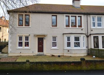 Thumbnail 3 bed flat for sale in Blakewell Gardens, Tweedmouth, Berwick Upon Tweed, Northumberland