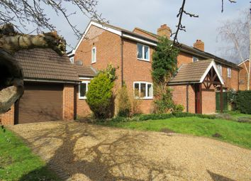 Thumbnail 4 bed semi-detached house for sale in Crow Lane, Husborne Crawley, Bedford