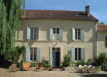 Thumbnail 8 bed property for sale in Chalais, Poitou-Charentes, France