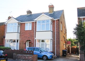 Thumbnail 3 bed flat for sale in Osborne Road, Broadstairs