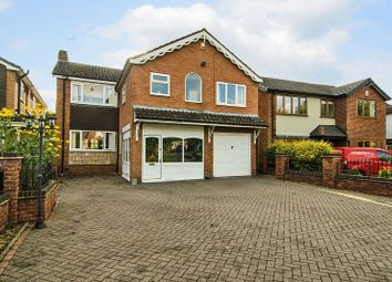 Thumbnail 4 bed detached house for sale in Lower Penkridge Road, Acton Trussell, Stafford