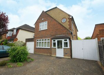 Thumbnail 3 bed detached house for sale in Chestnut Avenue, Hampton