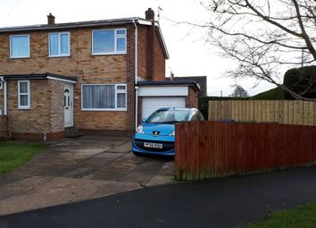 Thumbnail 3 bedroom semi-detached house to rent in Highfield Avenue, Driffield
