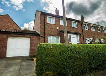 Thumbnail 1 bed semi-detached house to rent in Pennington Avenue, Ormskirk