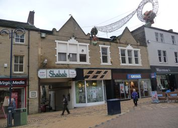 Thumbnail Retail premises to let in New Street, Huddersfield HD1, Huddersfield,