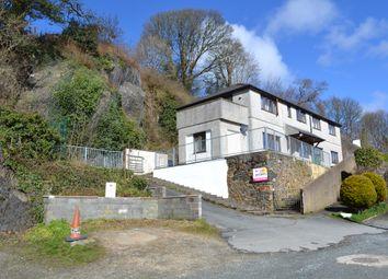Thumbnail 2 bedroom flat for sale in Lleyn Street, Pwllheli