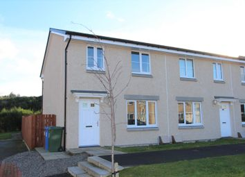 Thumbnail 3 bed end terrace house for sale in Resaurie Gardens, Smithton, Inverness