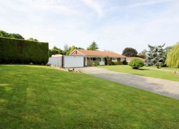 Thumbnail Detached bungalow for sale in Chequers Close, Ranby, Retford