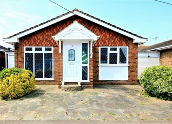 Thumbnail 2 bed detached bungalow for sale in Heilsburg Road, Canvey Island, Essex