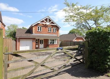 Thumbnail 4 bed detached house for sale in Dodwell Lane, Bursledon, Southampton