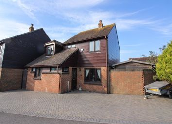 Thumbnail 4 bed detached house for sale in Willetts Hill, Monkton, Ramsgate