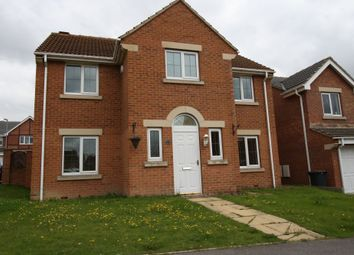 Thumbnail 4 bed detached house for sale in Northcroft, Shafton, Barnsley
