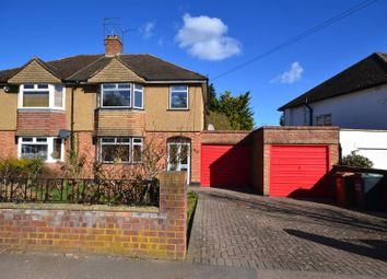 Thumbnail 3 bed semi-detached house to rent in Woodland Road, Maple Cross, Rickmansworth