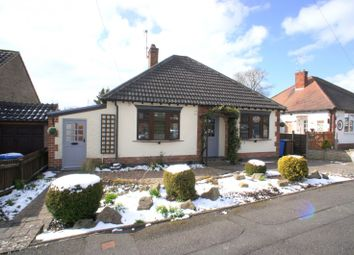 Thumbnail 2 bed bungalow to rent in Welwyn Avenue, Allestree, Derby