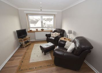 Thumbnail 1 bed flat for sale in Howe Road, Kilsyth, Glasgow