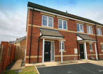 Thumbnail 2 bed end terrace house for sale in Springwood Close, Browney, Durham