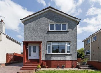 Thumbnail 3 bedroom detached house for sale in Larchfield Drive, High Burnside, Glasgow, South Lanarkshire