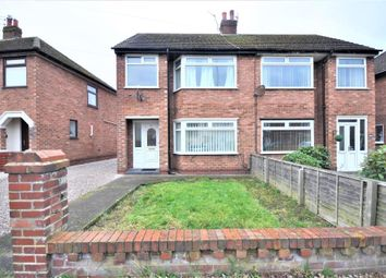Thumbnail 3 bed semi-detached house for sale in Bangor Avenue, Bispham, Blackpool, Lancashire