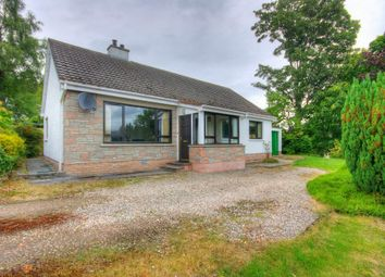 Thumbnail 3 bed detached bungalow for sale in Ben Bhraggie Drive, Golspie
