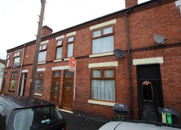 Thumbnail 3 bedroom terraced house for sale in Edward Street, Burton-On-Trent
