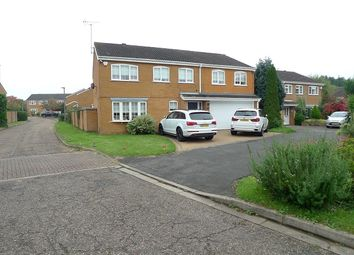 Thumbnail 6 bed detached house for sale in Dunsberry, Bretton, Peterborough, Cambs.