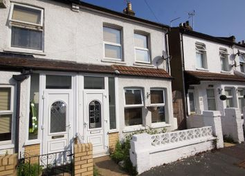 Thumbnail 2 bedroom end terrace house for sale in Friars Street, Shoeburyness, Southend-On-Sea