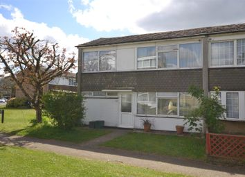 Thumbnail 3 bedroom end terrace house for sale in Cotlandswick, London Colney, St.Albans