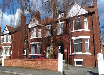 Thumbnail 1 bed flat to rent in Athol Road, Chorlton Cum Hardy, Manchester