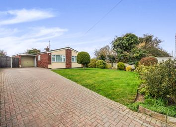 Thumbnail 3 bed detached bungalow for sale in Francis Road, Kessingland, Lowestoft