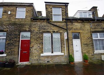 Thumbnail 2 bedroom terraced house to rent in Dudwell Lane, Skircoat Green, Halifax