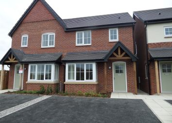 Thumbnail 3 bed semi-detached house to rent in Tennyson Drive, Bispham