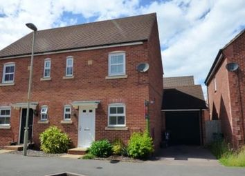 Thumbnail 2 bed semi-detached house to rent in Wittering Way Kingsway, Quedgeley, Gloucester